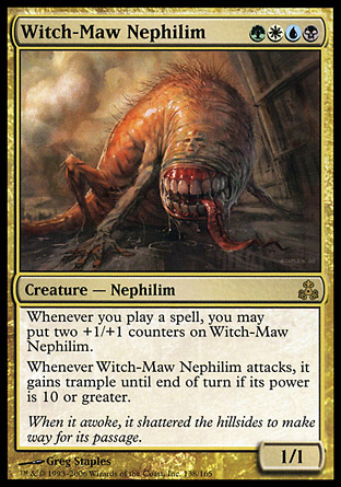 Witch-Maw Nephilim | Guildpact