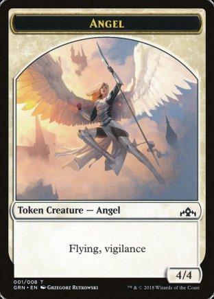 Angel token | Guilds of Ravnica