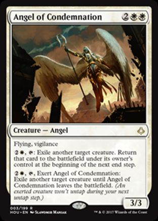 Angel of Condemnation | Hour of Devastation