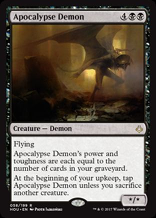 Apocalypse Demon | Hour of Devastation