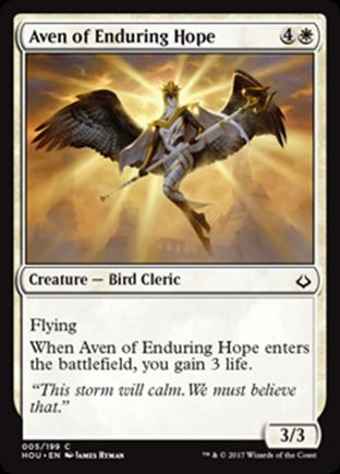 Aven of Enduring Hope | Hour of Devastation