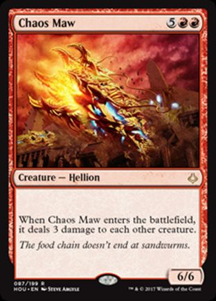 Chaos Maw | Hour of Devastation