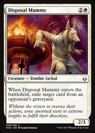 Disposal Mummy | Hour of Devastation