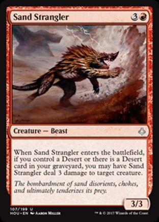 Sand Strangler | Hour of Devastation