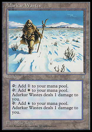 Adarkar Wastes | Ice Age