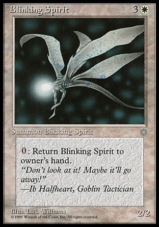 Blinking Spirit | Ice Age