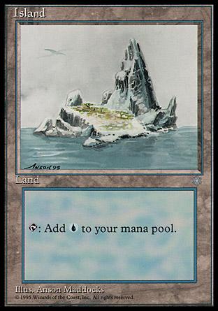 Island | Ice Age