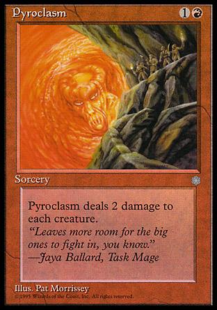 Pyroclasm | Ice Age