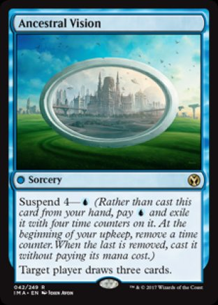 Ancestral Vision | Iconic Masters