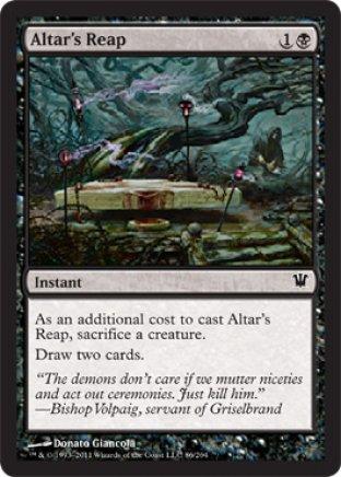 Altar's Reap | Innistrad