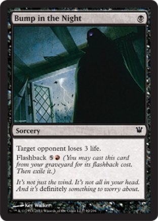 Bump in the Night | Innistrad
