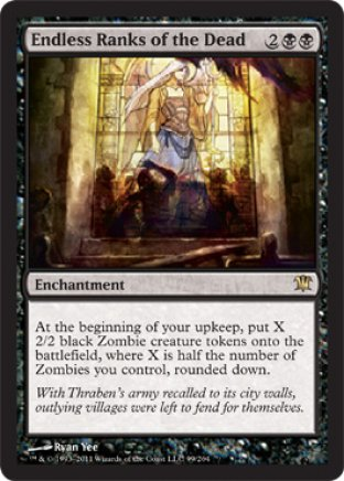 Endless Ranks of the Dead | Innistrad