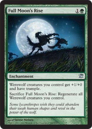 Full Moon's Rise | Innistrad