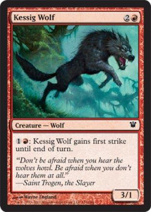 Kessig Wolf | Innistrad