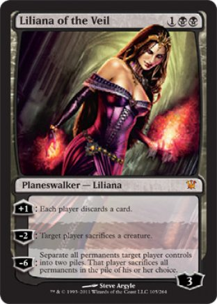 Liliana of the Veil | Innistrad