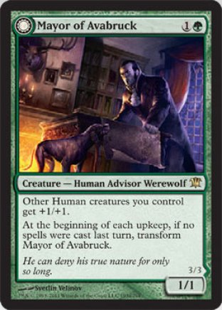 Mayor of Avabruck | Innistrad
