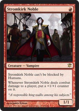 Stromkirk Noble | Innistrad