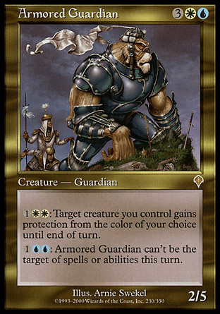 Armored Guardian | Invasion