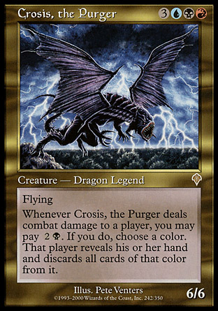 Crosis, the Purger | Invasion