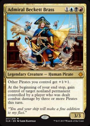 Admiral Beckett Brass | Ixalan