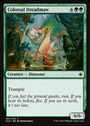 Colossal Dreadmaw | Ixalan