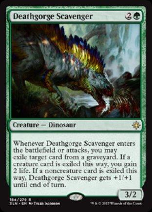 Deathgorge Scavenger | Ixalan