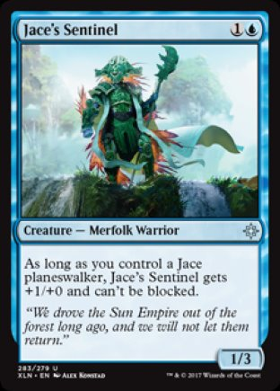 Jace's Sentinel | Ixalan