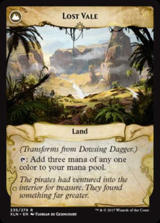 Dowsing Dagger | Ixalan