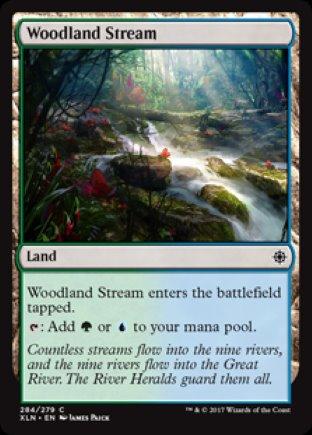 Woodland Stream | Ixalan