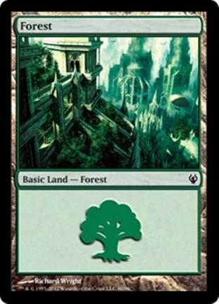 Forest | Izzet vs Golgari