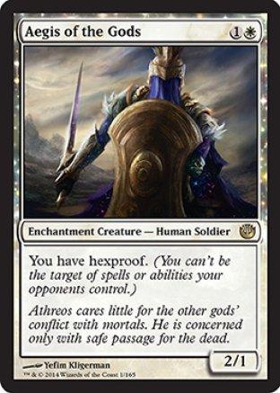 Aegis of the Gods | Journey into Nyx
