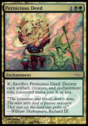 Pernicious Deed | Judge Gift