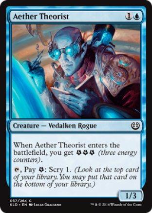 Aether Theorist | Kaladesh