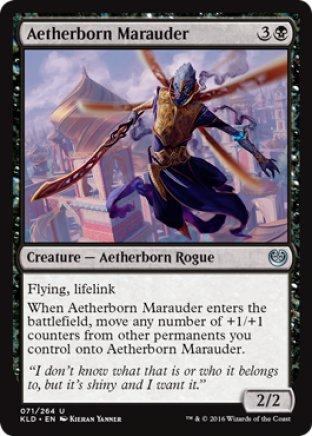 Aetherborn Marauder | Kaladesh
