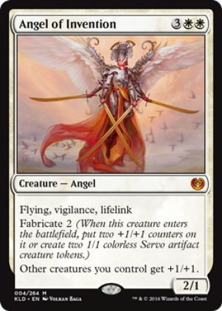 Angel of Invention | Kaladesh
