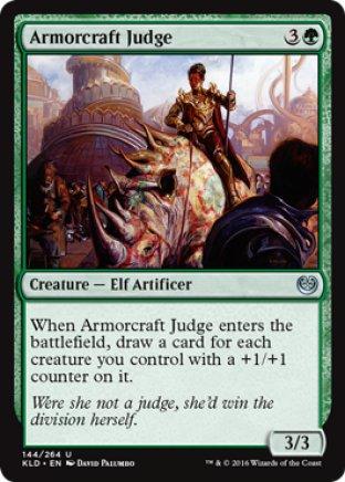 Armorcraft Judge | Kaladesh