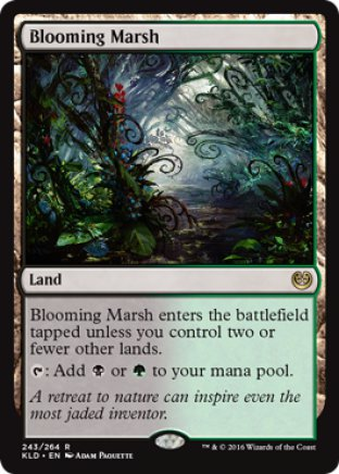 Blooming Marsh | Kaladesh