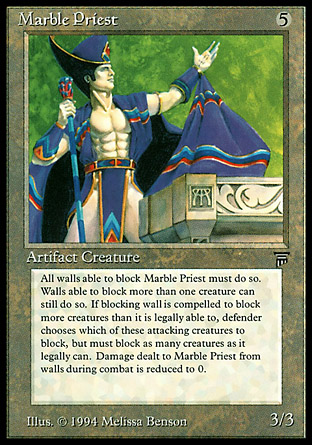 Marble Priest | Legends