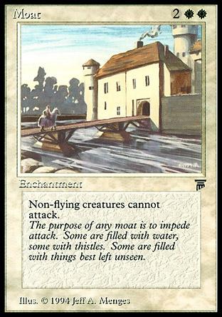 Moat | Legends