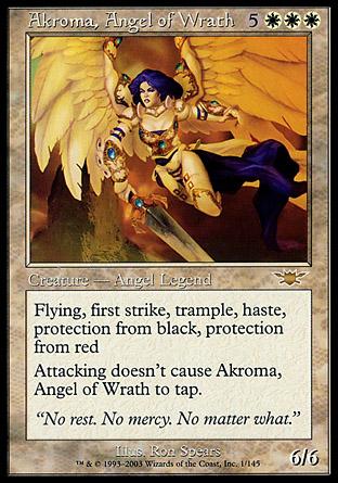 Akroma, Angel of Wrath | Legions