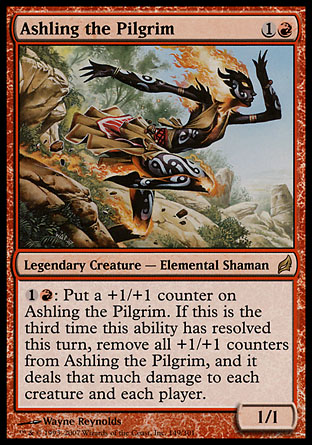 Ashling the Pilgrim | Lorwyn