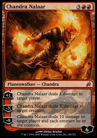 Chandra Nalaar | Lorwyn