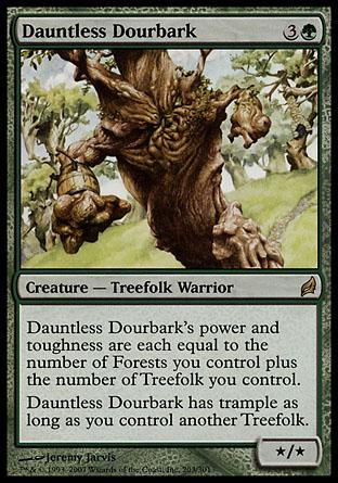 Dauntless Dourbark | Lorwyn