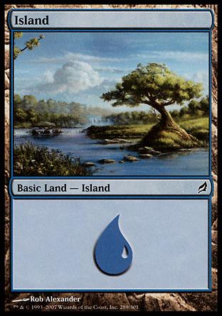 Island   Lorwyn