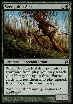 Seedguide Ash | Lorwyn