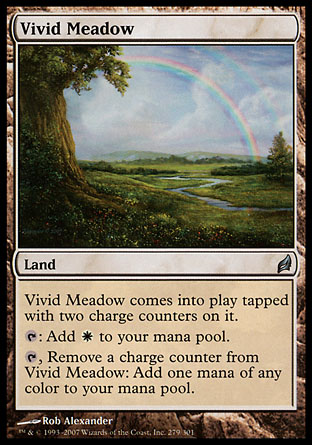 Vivid Meadow | Lorwyn