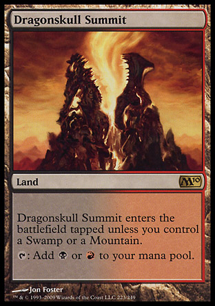 Dragonskull Summit | M10