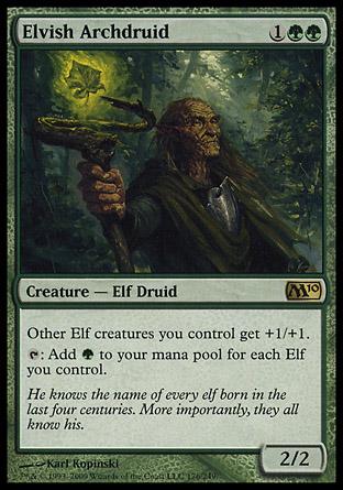Elvish Archdruid | M10