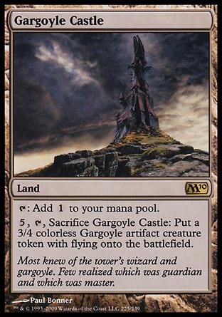 Gargoyle Castle | M10