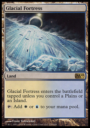 Glacial Fortress | M10